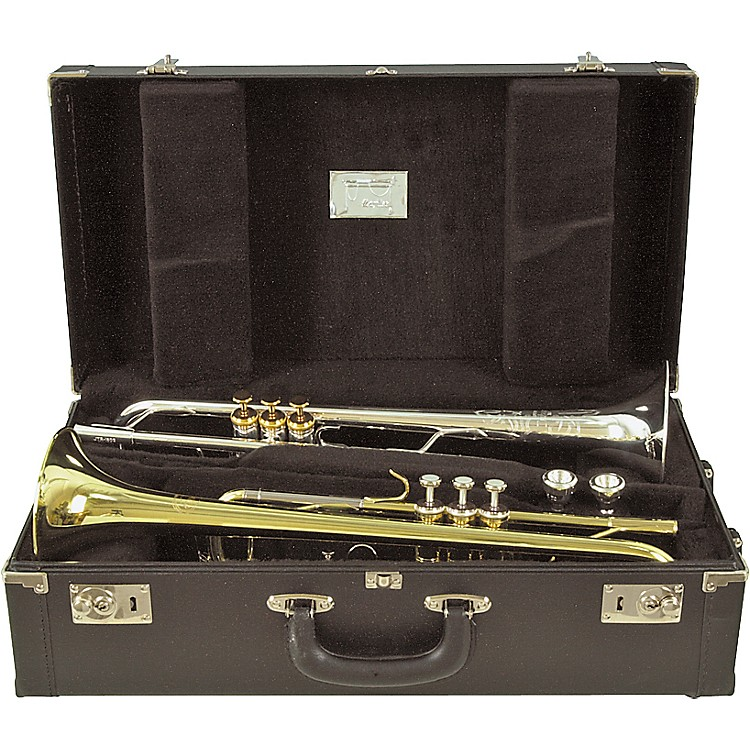 SchilkeDouble Trumpet Case