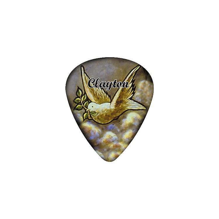 ClaytonDove Guitar Pick 12 Pack.50 mm1 Dozen