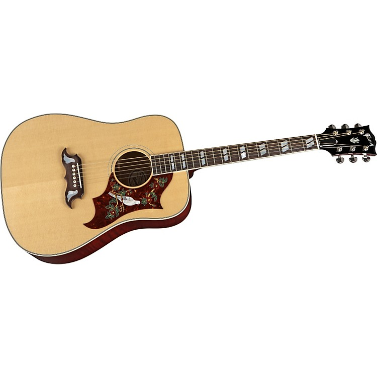 GibsonDove Modern Classic Dreadnought Acoustic-Electric GuitarAntique CherryNickel Hardware