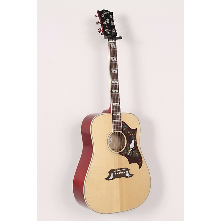 Gibson Dove Modern Classic Dreadnought Acoustic-Electric Guitar Antique Cherry 886830643002