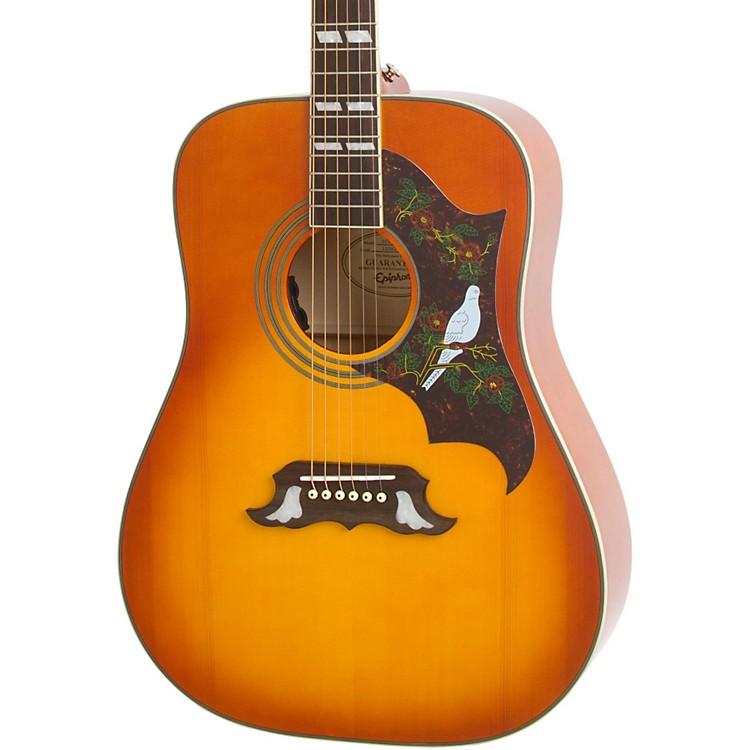 EpiphoneDove Pro Acoustic-Electric GuitarVintage Burst
