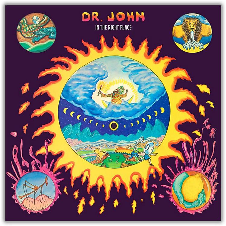 WEADr. John - In the Right Place Vinyl LP