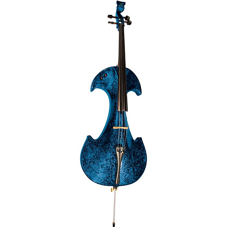 BridgeDraco Series 4-String Electric CelloBlue Marble