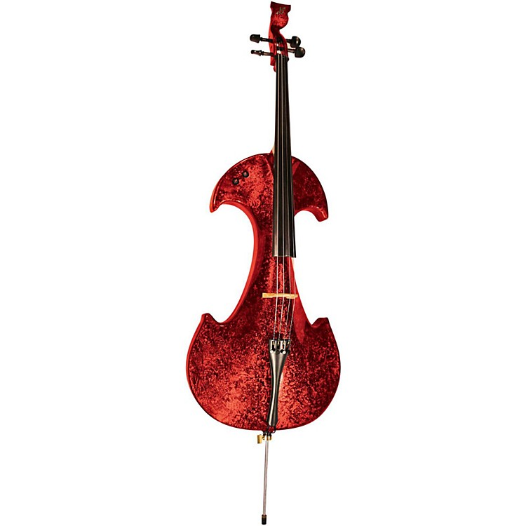 BridgeDraco Series 4-String Electric CelloRed Marble