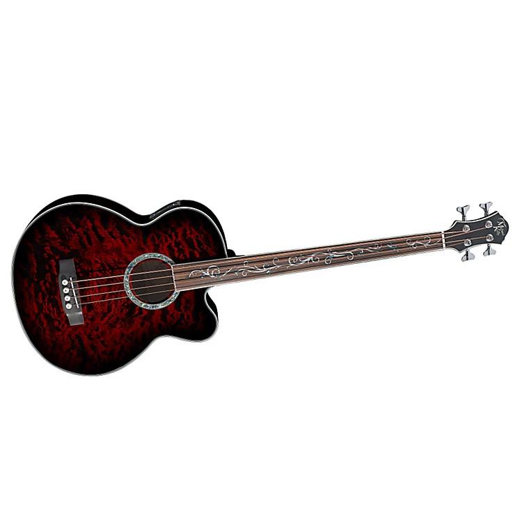 Michael KellyDragonfly 4 Fretless Acoustic-Electric Bass