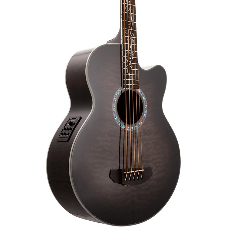 Michael Kelly Dragonfly 5-String Acoustic-Electric Bass Smoke Burst