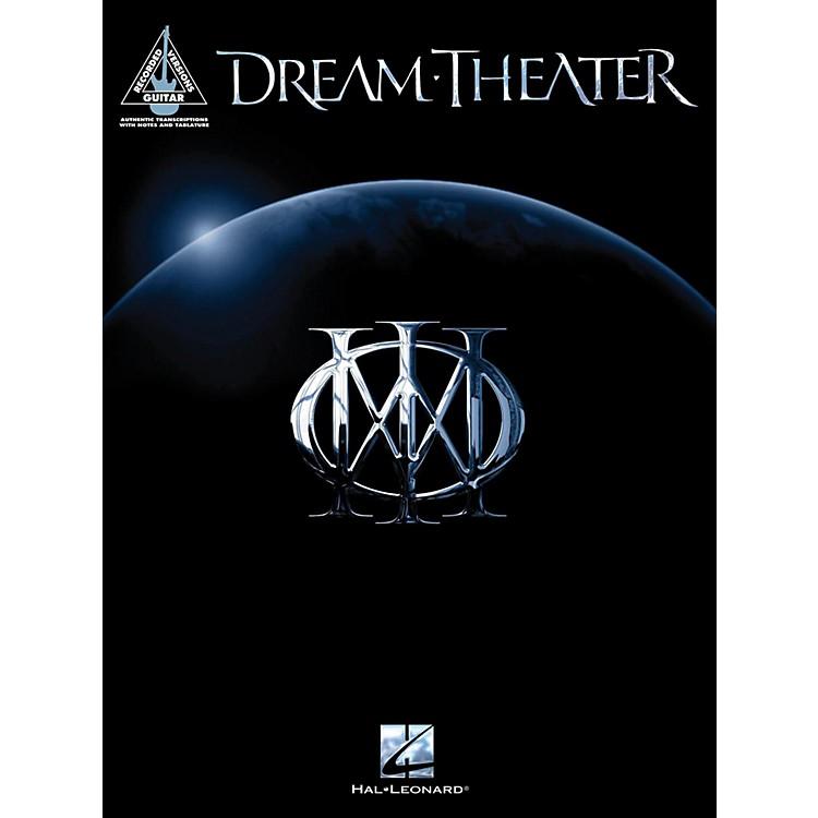 Hal LeonardDream Theater - Dream Theater Guitar Tab Songbook