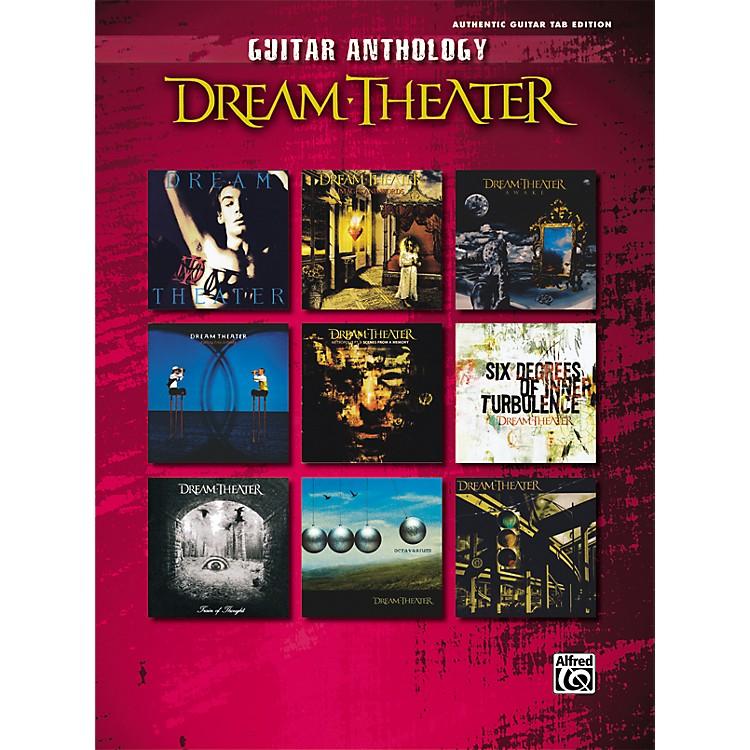 AlfredDream Theater - Guitar Anthology