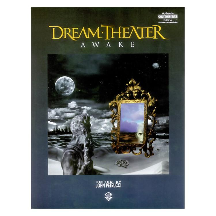 Hal LeonardDream Theater Awake Guitar Tab Book