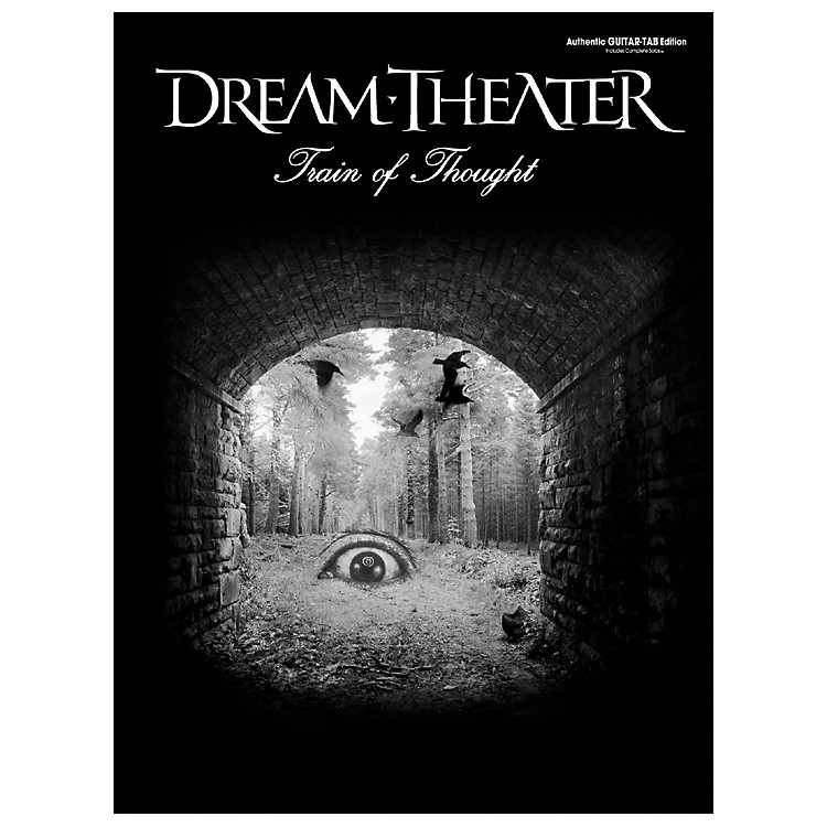 AlfredDream Theater Train of Thought Guitar Tab Songbook