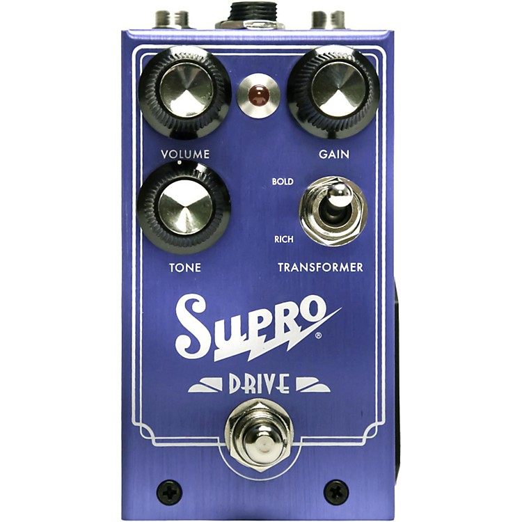 SuproDrive Guitar Effects Pedal