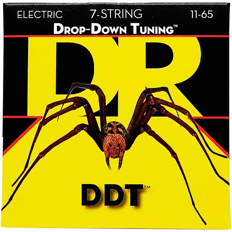 DR StringsDrop Down Tuning DDT Electric 7 String Set