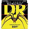 DR Strings Drop Down Tuning Lite 5-String Bass Strings (40-120)