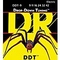 DR Strings Drop Down Tuning Lite Electric Guitar Strings (9-42)