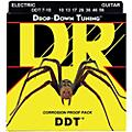 DR Strings Drop Down Tuning Medium 7-String Electric Guitar Strings (10-56)