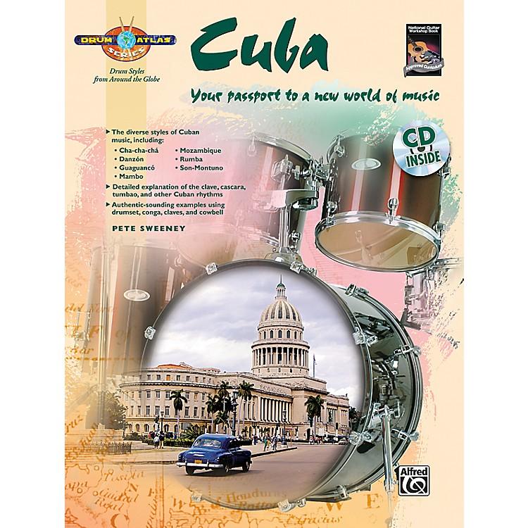 AlfredDrum Atlas: Cuba (Book/CD)