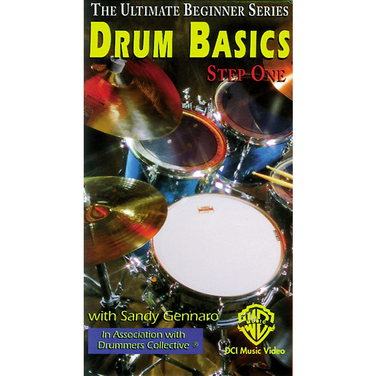Alfred Drum Basics Step 1