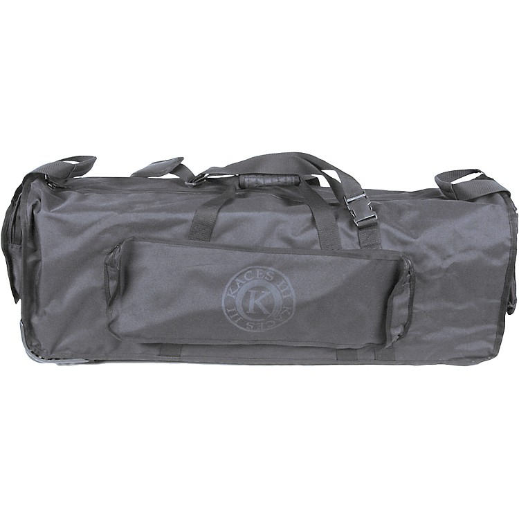 Kaces Drum Hardware Bag with Wheels  46 in.