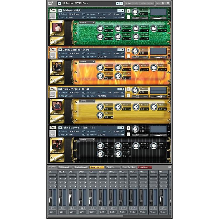 Sonic RealityDrum Masters 2: Multitrack Kicks & Grooves Platinum HD Edition