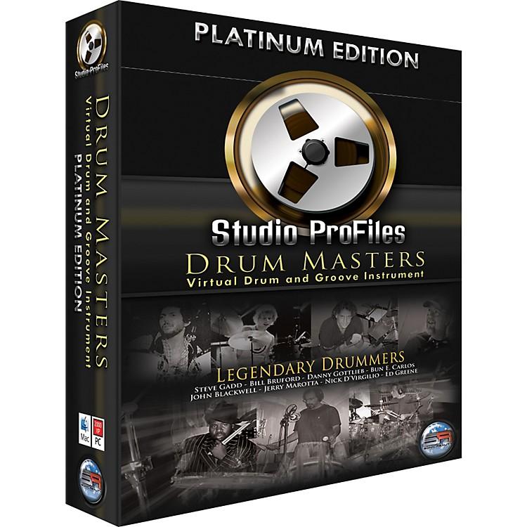 Sonic RealityDrum Masters Platinum Edition Software