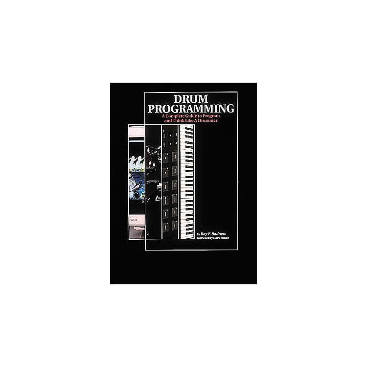 Hal Leonard Drum Programming Book