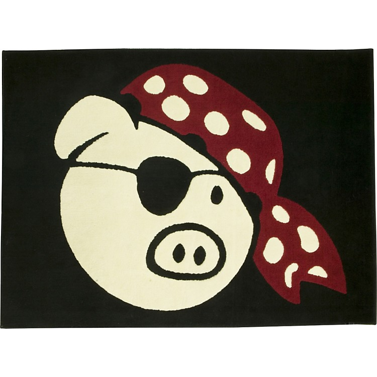 Pork Pie Drum Rug