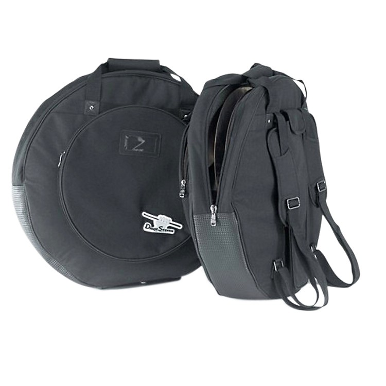 Humes & Berg Drum Seeker Cymbal Bag with Dividers Black 22 in.