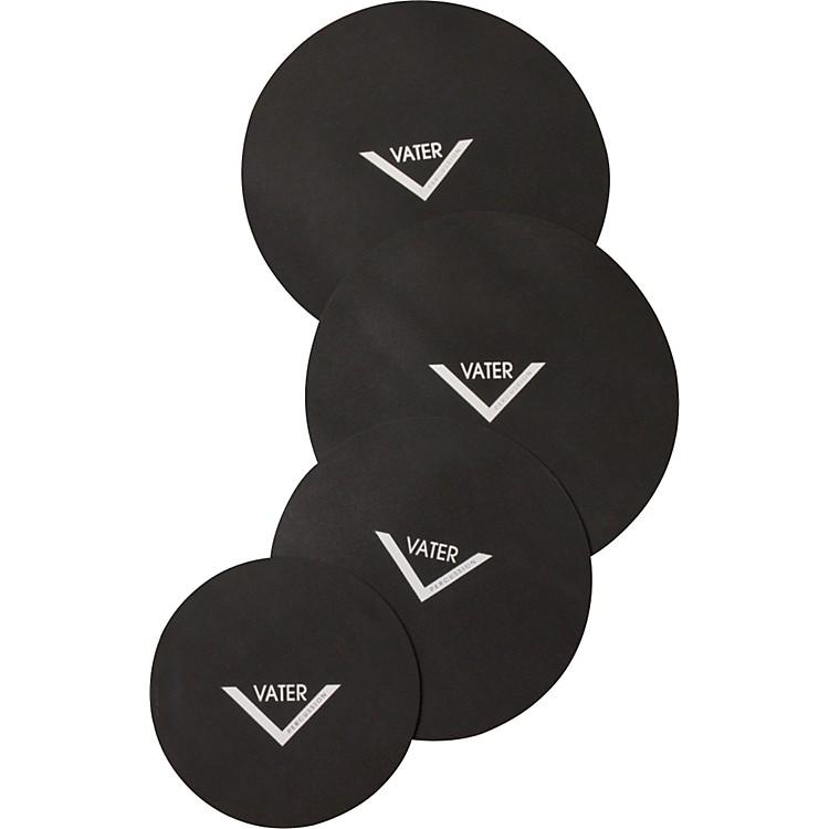 VaterDrum Set Mute Pad 4-Pack