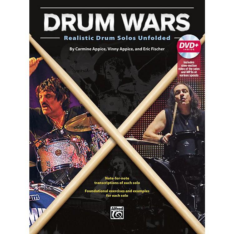 AlfredDrum Wars - Book & DVD