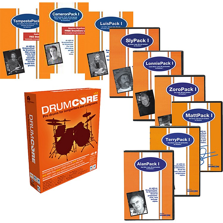 Submersible Music DrumCore Deluxe v3