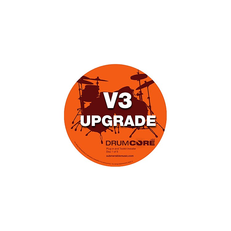 Submersible Music DrumCore v3 Upgrade