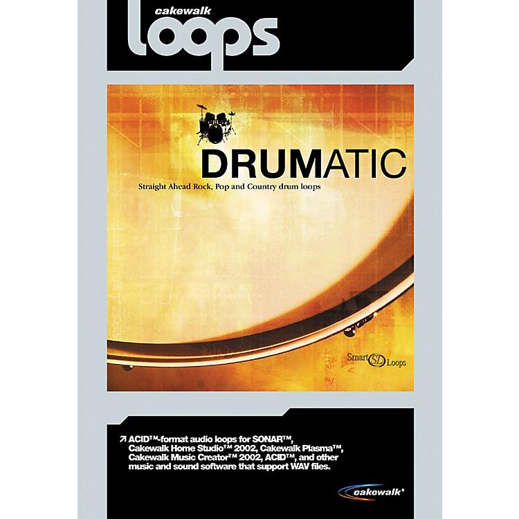 CakewalkDrumatic Loop CD-ROM