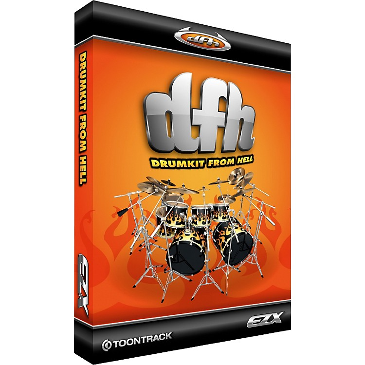 Toontrack Drumkit From Hell EZX Software Download