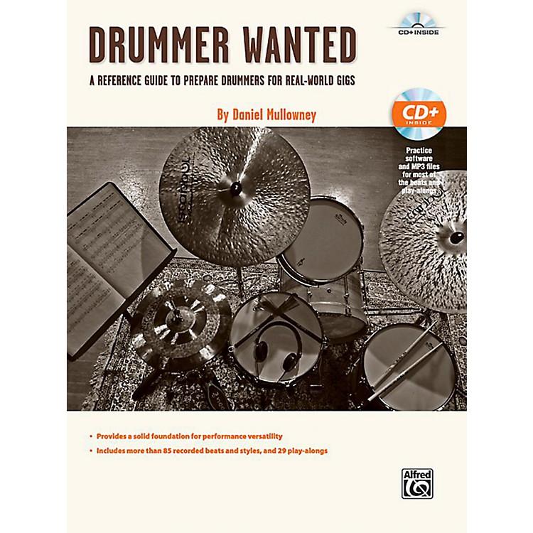 AlfredDrummer Wanted - Book & CD