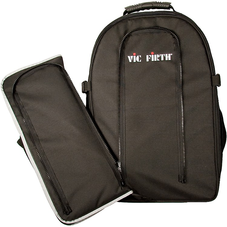 Vic FirthDrummer's Backpack With Removable Stick Bag