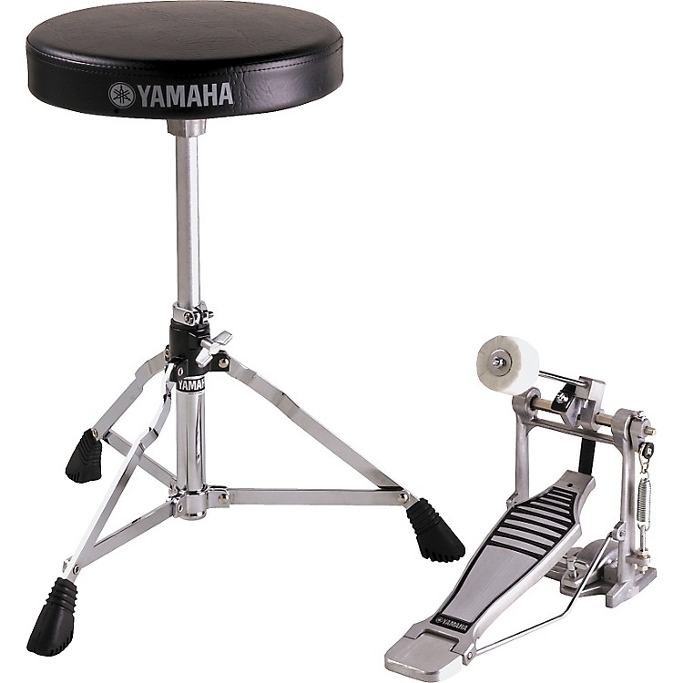 YamahaDrummer's Bass Drum Pedal and Throne Package