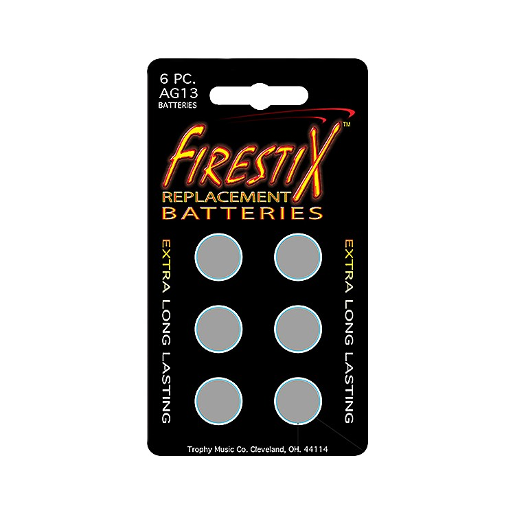 Firestix Drumstick Replacement Batteries