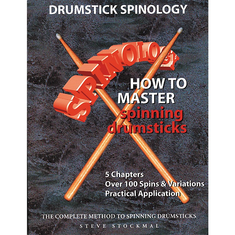 SMG Drumstick Spinology – How To Master Spinning Drumsticks (Book/DVD)