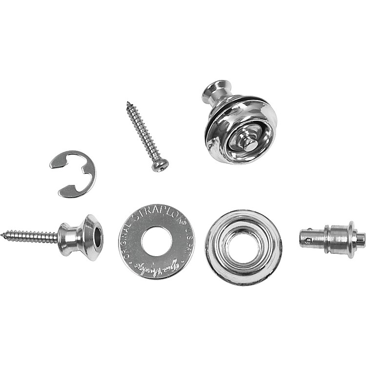 DunlopDual-Design Straplok SystemNickel