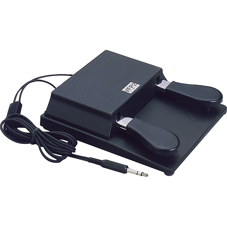Studiologic Dual Piano-Style Sustain Pedal Open Polarity