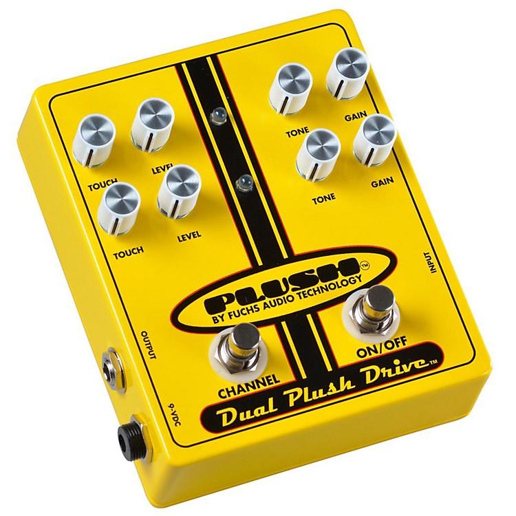 PlushDual Plush Overdrive Guitar Effects Pedal