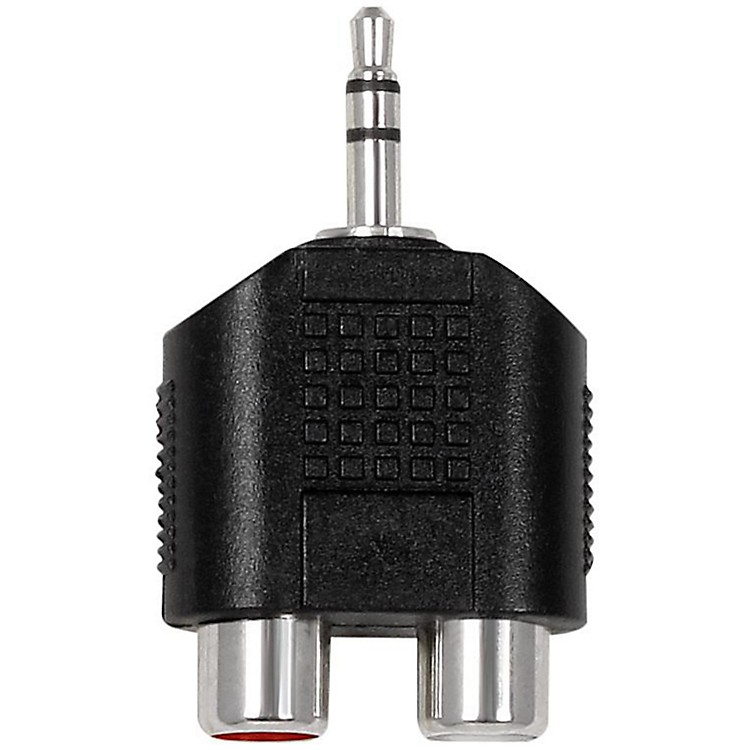 Live Wire Dual RCA (F)- Stereo MINI Adapter