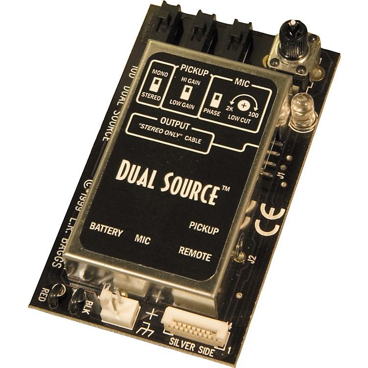 LR BaggsDual Source System