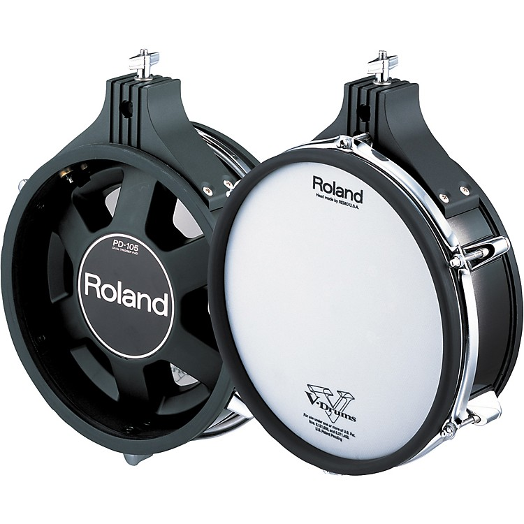 RolandDual-Trigger Mesh V-Pad