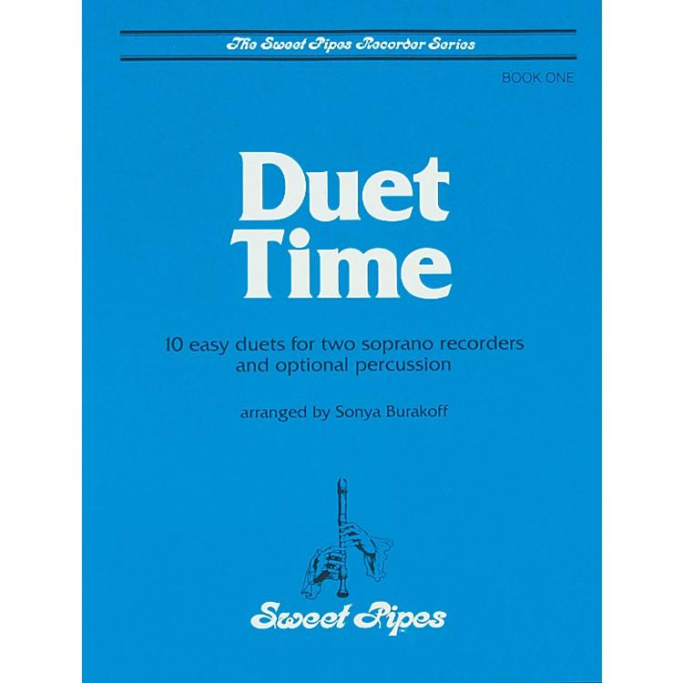 Sweet PipesDuet Time Book 1
