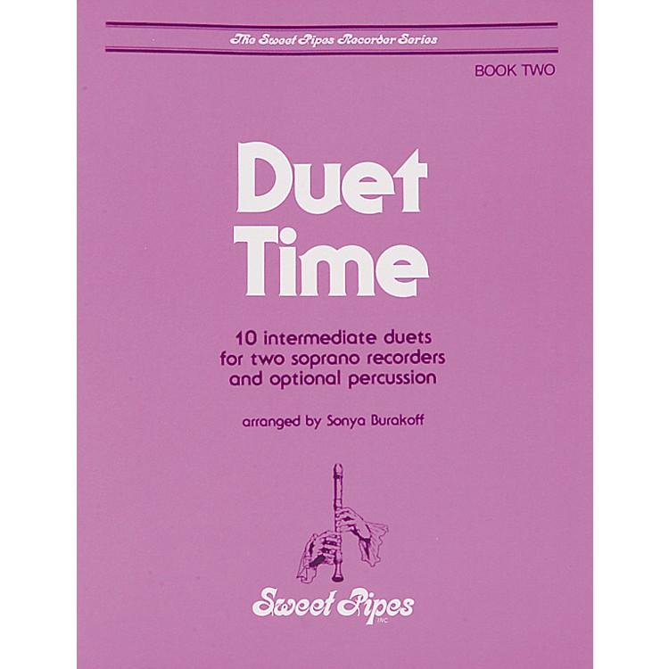 Sweet PipesDuet Time Book 2