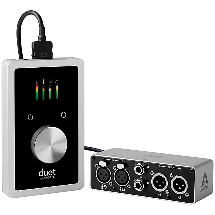 Apogee Duet and Breakout Box Bundle