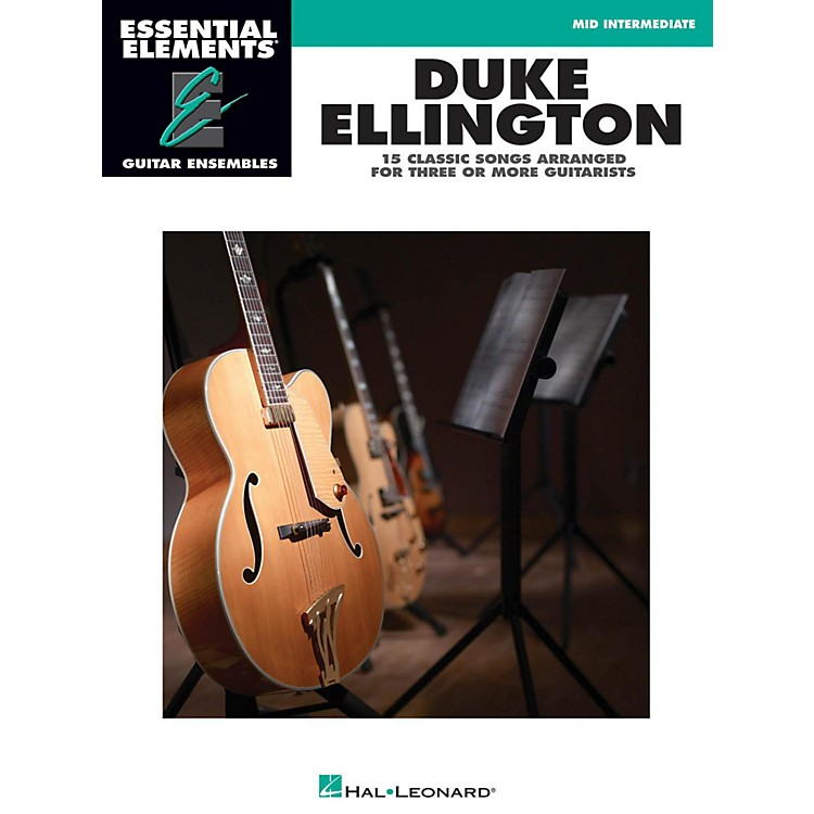 Hal LeonardDuke Ellington - Essential Elements Guitar Ensembles Late Intermediate Level