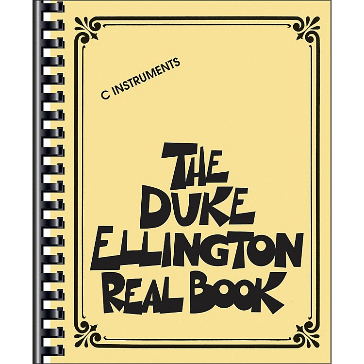 Hal Leonard Duke Ellington Real Book