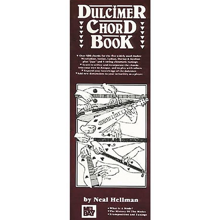 Mel BayDulcimer Chord Book